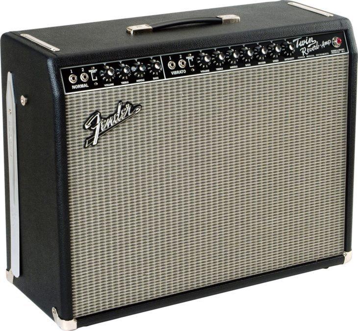 Mark Knopfler Fender Twin Reverb