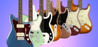 Top News: Fender American Performer Serie