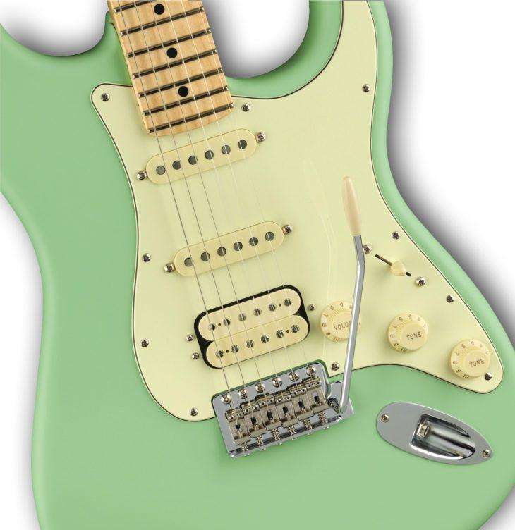 Fender American Performer Strat body 4