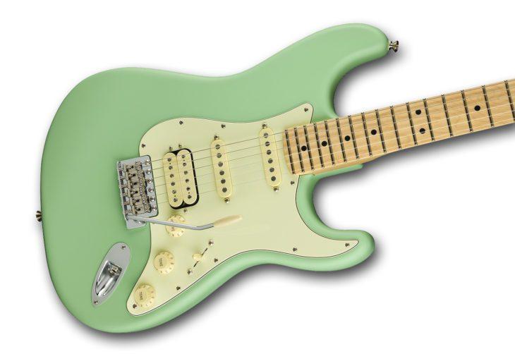 Fender American Performer Strat body 3