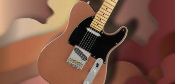 Test: Fender American Performer Telecaster, E-Gitarre