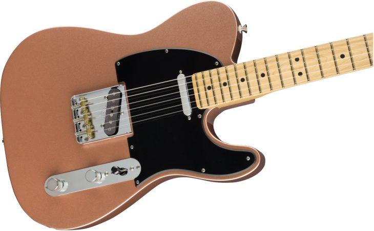 Fender American Performer Telecaster Body 2