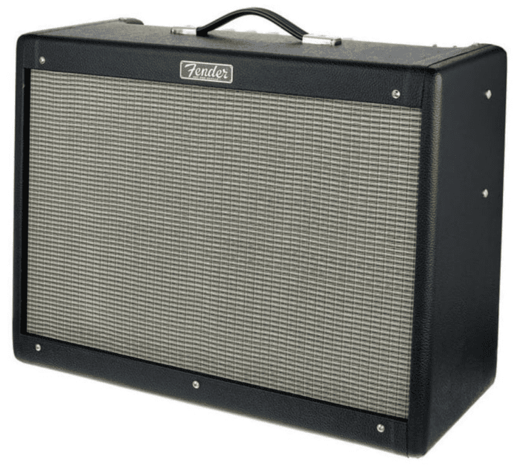 Fender Hot Rod IV Front