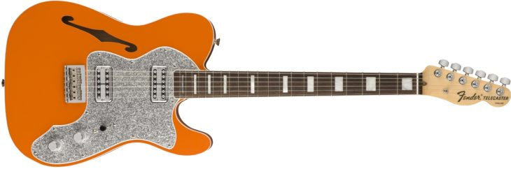Fender Tele Thinline Super Deluxe titel
