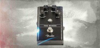 Test: Fender The Bends, Effektgerät