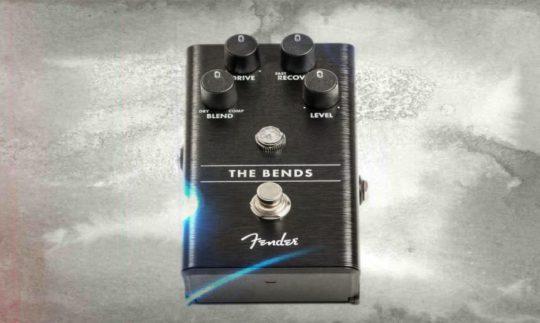 Test: Fender The Bends, Effektgerät