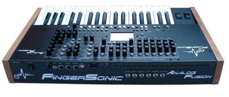 FingerSonic Analog Fusion Synthesizer