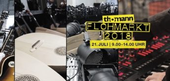 Top News: Thomann Musiker-Flohmarkt am 21. Juli 2018