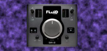 Top News: Fluid Audio SRI-2, Audiointerface und Monitorcontroller
