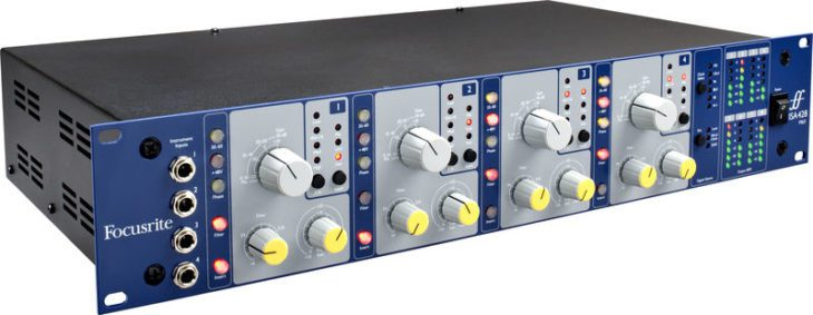 Focusrite ISA 428 MKII Front
