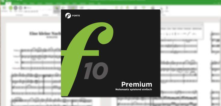 Forte 10 Premium