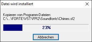 Forte 10 Premium - Soundfonts