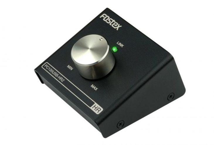 Fostex PM0.3dH, PM-100USB-HR2