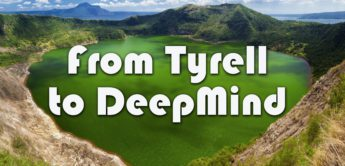 Cómo el TYRELL se convirtió en el DeepMind- SPANISH VERSION