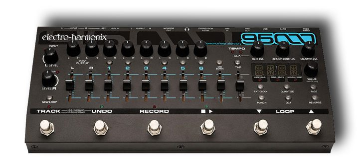 Electro Harmonix 95000 Performance Looper top