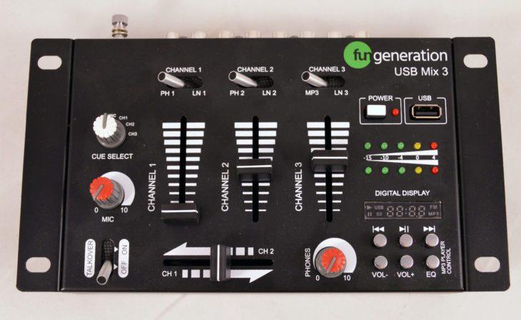 Fun Generation USB Mix 3
