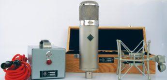 Test: Golden Age Premier GA-47, Großmembranmikrofon