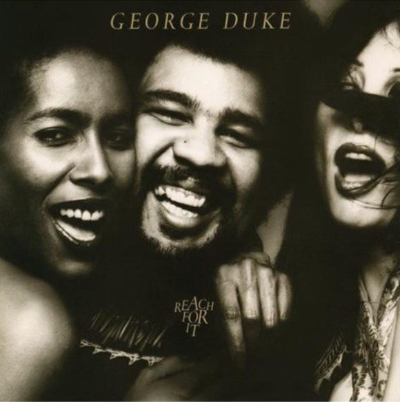 George Duke Reach for it Album Cover