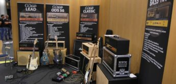 Guitar Summit 2018: GG Amps Bass, Lead, ODS 50 und Classic