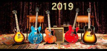 Top News: Gibson 2019 Modelle, E-Gitarren