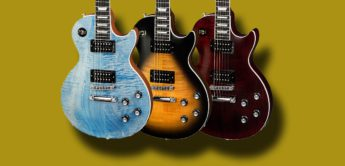 Top News: Gibson Les Paul Player Plus Serie, E-Gitarre