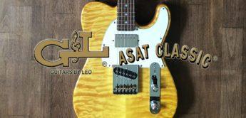Test: G&L Asat Classic Bluesboy, E-Gitarre