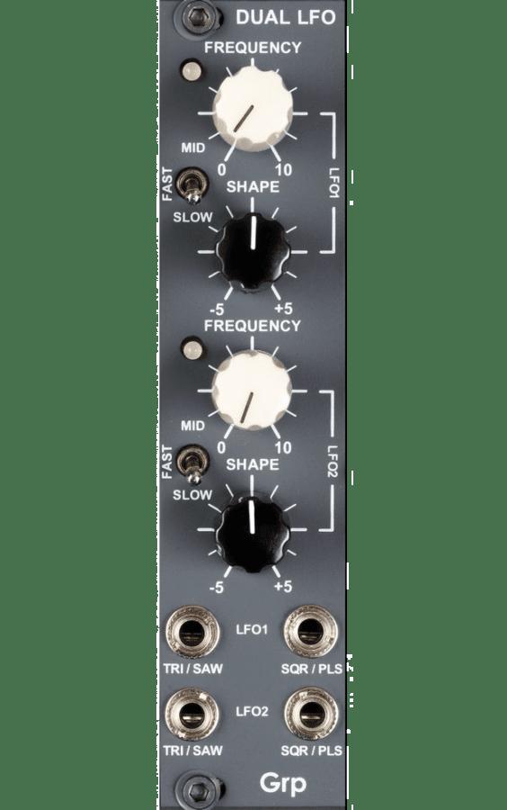 GRP-Module - Dual-Lfo