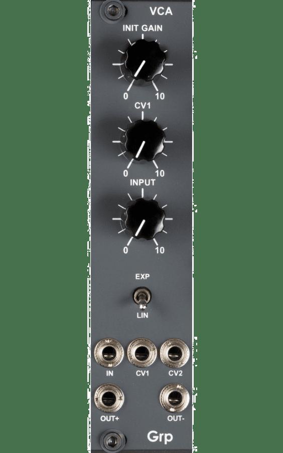 GRP-Module - Der VCA mit der sanften Übersteuerung