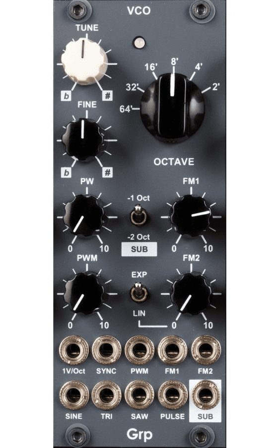 GRP-Module - VCO