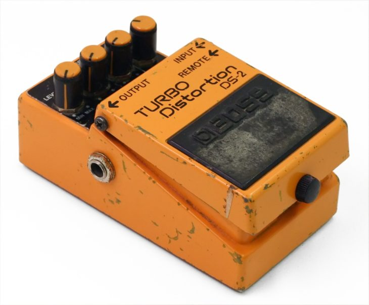 Grunge boss distortion