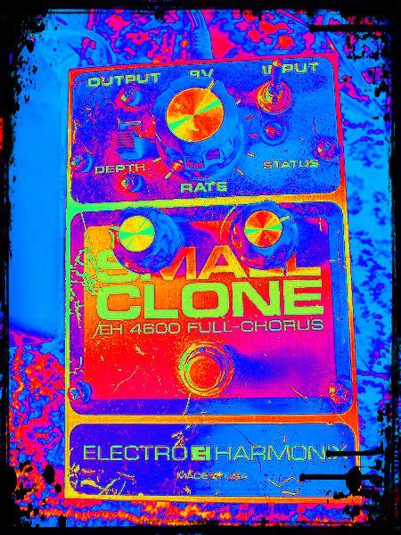 Grunge ehx small clone
