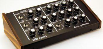 Top News: GS Apollo I, Analogsynthesizer
