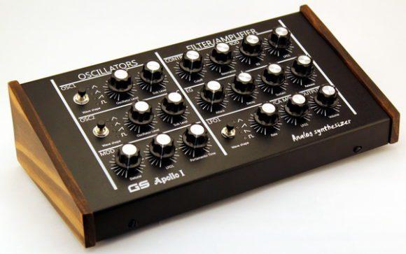 GS Music GS Apollo I Synthesizer