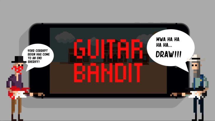 Die besten Apps rund um die Gitarre Guitar Bandit