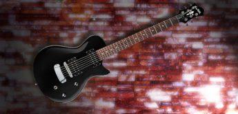 Test: Hagstrom Ultra Swede ESN BK, E-Gitarre