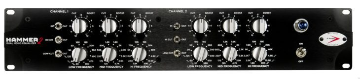 A Designs Audio Hammer 2 EQ