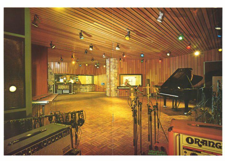 Hans Studio Berlin 1978