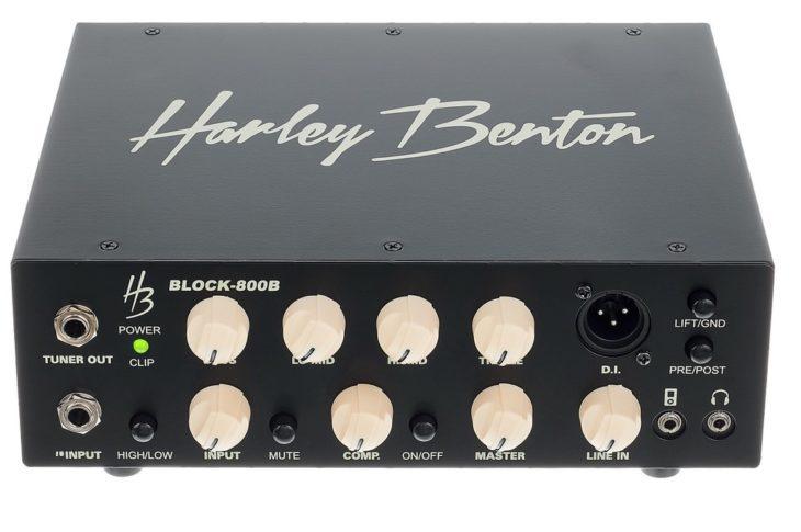 Harley Benton Block 800B 01