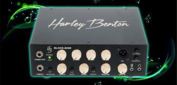 Test: Harley Benton Block-800B, Gitarrenverstärker