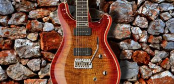 Test: Harley Benton CST-24T, E-Gitarre