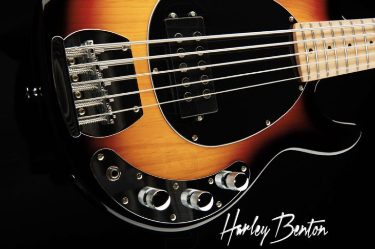 Harley Benton MB-5 SB