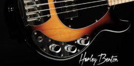 Harley Benton MB-5 SB Deluxe Series