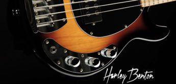 Test: Harley Benton MB-5 SB Deluxe Series, E-Bass