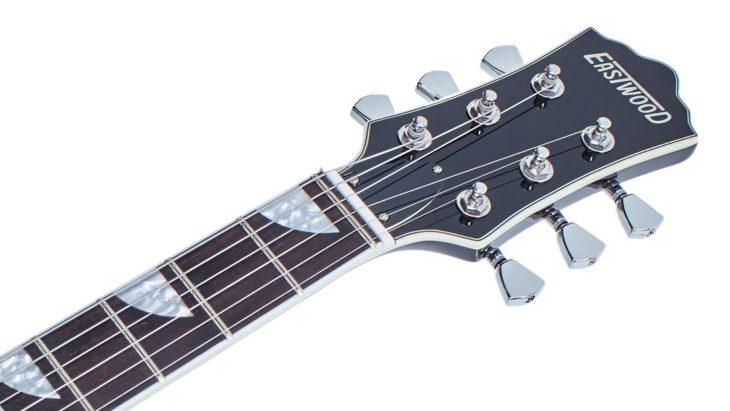 Eastwood Guitars Classic AC headstock