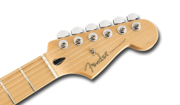 Fender Player Series Strat Headstock