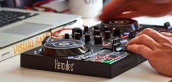 Test: Hercules Inpulse 200, DJ-Controller
