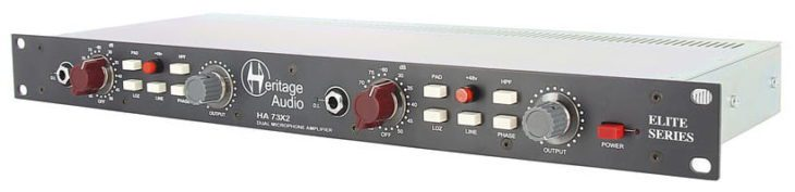 heritage audio ha73