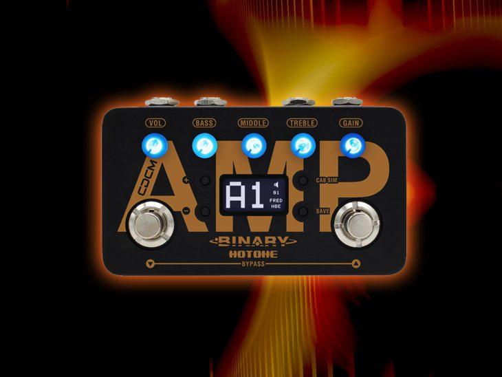 Hotone Binary AMP title