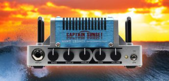 Test: Hotone Captain Sunset, Gitarrenverstärker