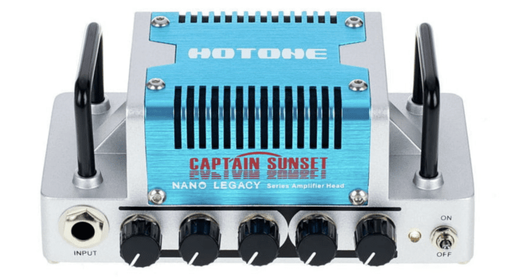 Hotone Nano Legacy Captain Sunset Front